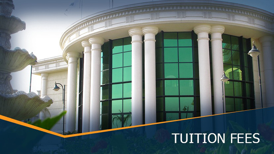 MSA University - Tuition Fees 2019 - 2020