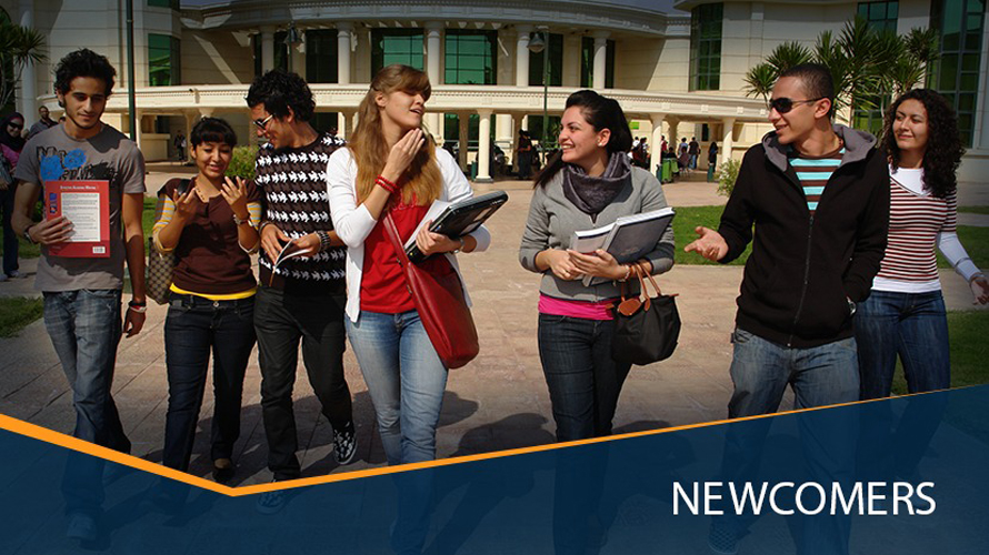 MSA University - Newcomer Admission