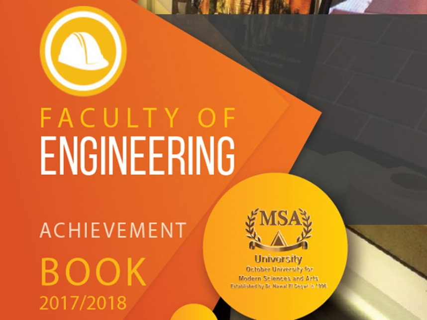 Engineering Achievement Book 2017-2018
