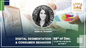 Digital Segmentation and Consumer Behavior