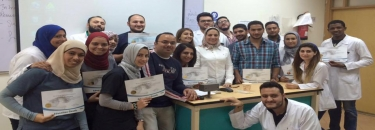 successful One day course and workshop for Endodontics interns