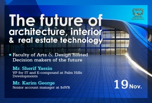 The Future of Architecture, Interior and Real estate Technology