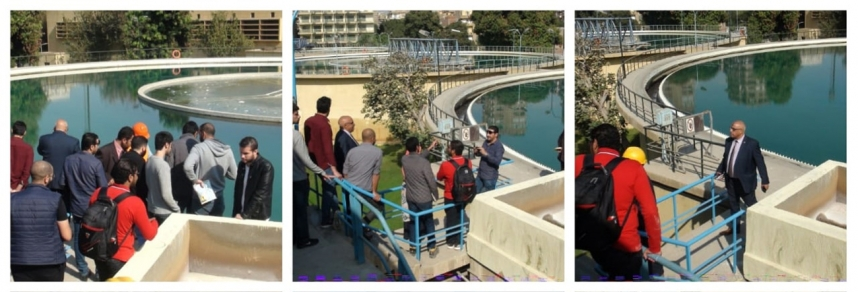 Nile Water Treatment