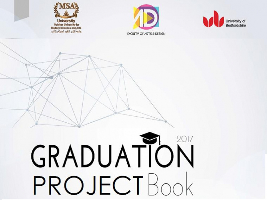 Arts & Design Graduation Projects 2016-2017