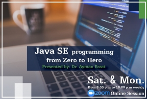 Java SE Programming Course