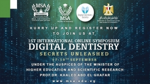 1st International E-Symposium Digital Dentistry Secret unleashed