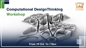 Computational Design Thinking Workshop