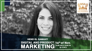 Digital and Product Marketing