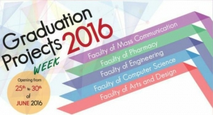 Faculties Graduation Projects Exhibition Spring 2016